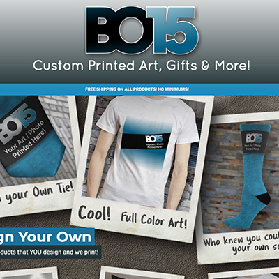 Bo15 - Printed Art, Gifts, and More!
