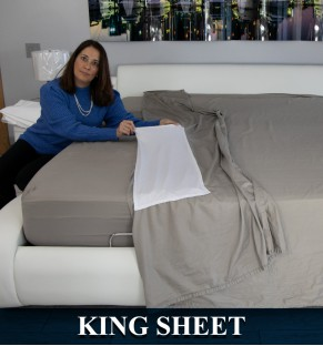 Tunnel Sheet - KING