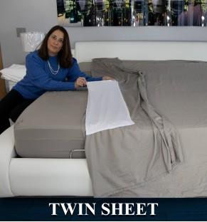 Tunnel Sheet - TWIN