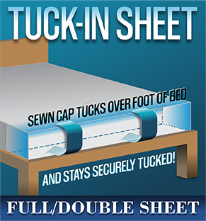 Tuck-In Sheet - FULL